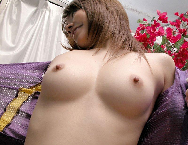 均整のとれた乳房 (1)