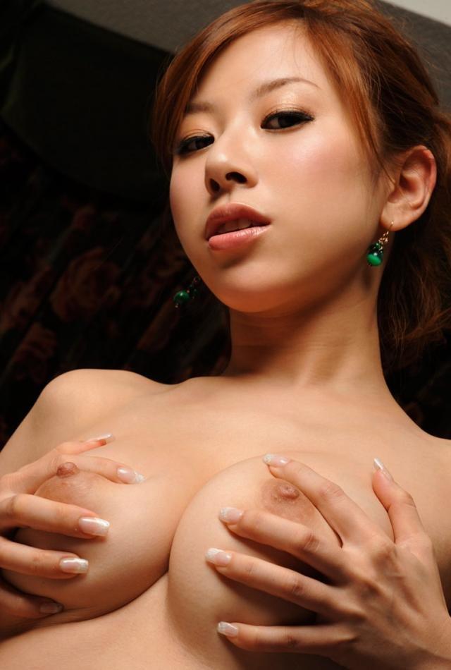 迫力ある爆乳の、北川エリカ (2)