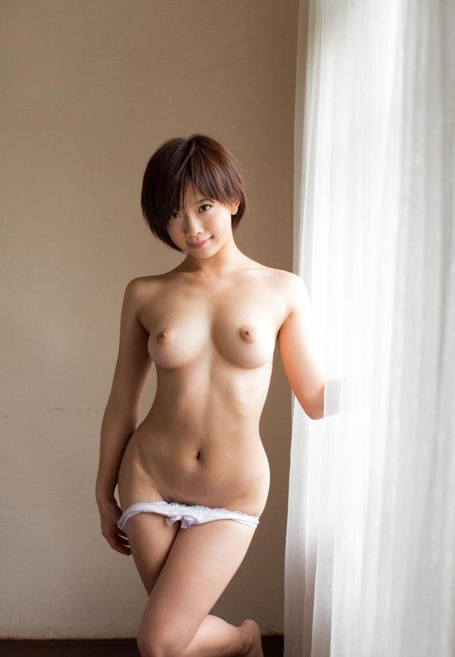 美乳で可愛い、紗倉まな (3)