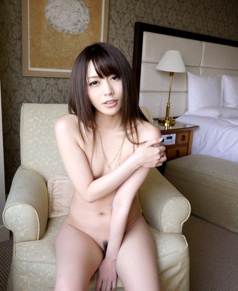 微乳な美女、桜井あゆ (6)