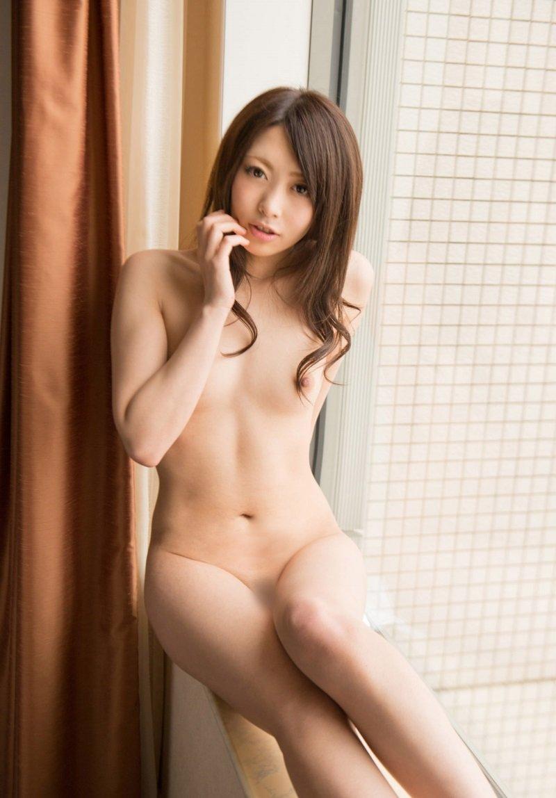 微乳な美女、桜井あゆ (9)