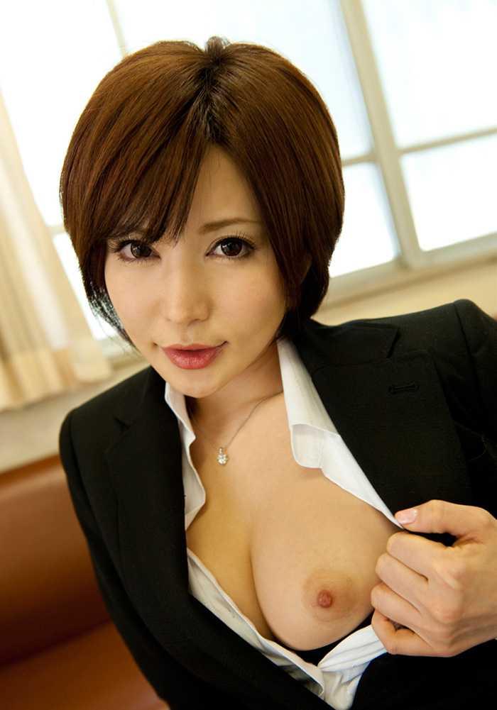 美乳でエッチな、里美ゆりあ (11)