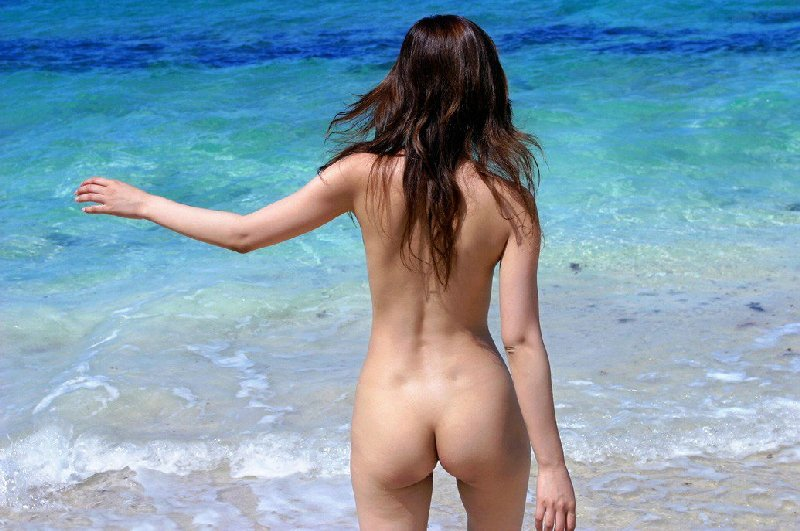 大きな臀部 (8)