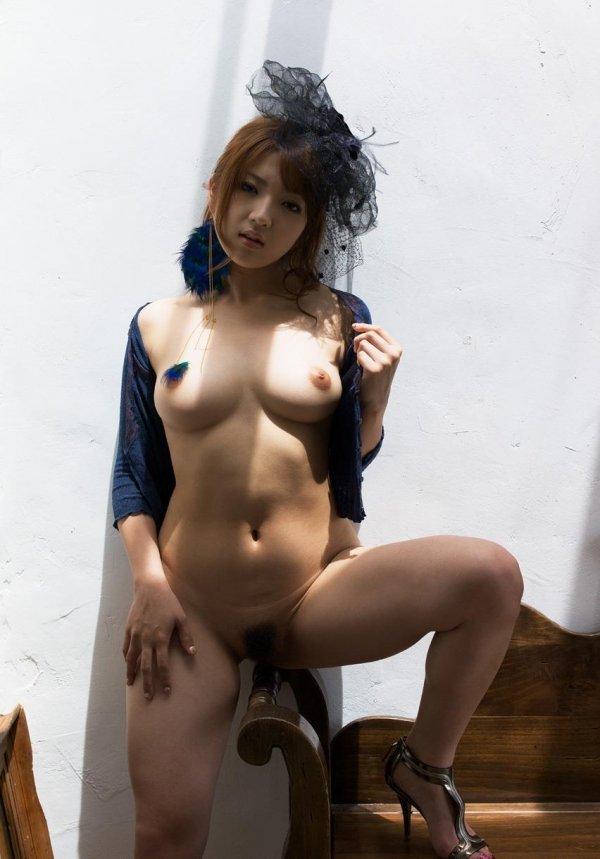 乳も尻もデカい、神咲詩織 (7)