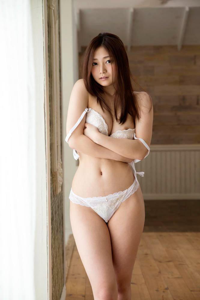 可愛くて清純な、香澄はるか (7)