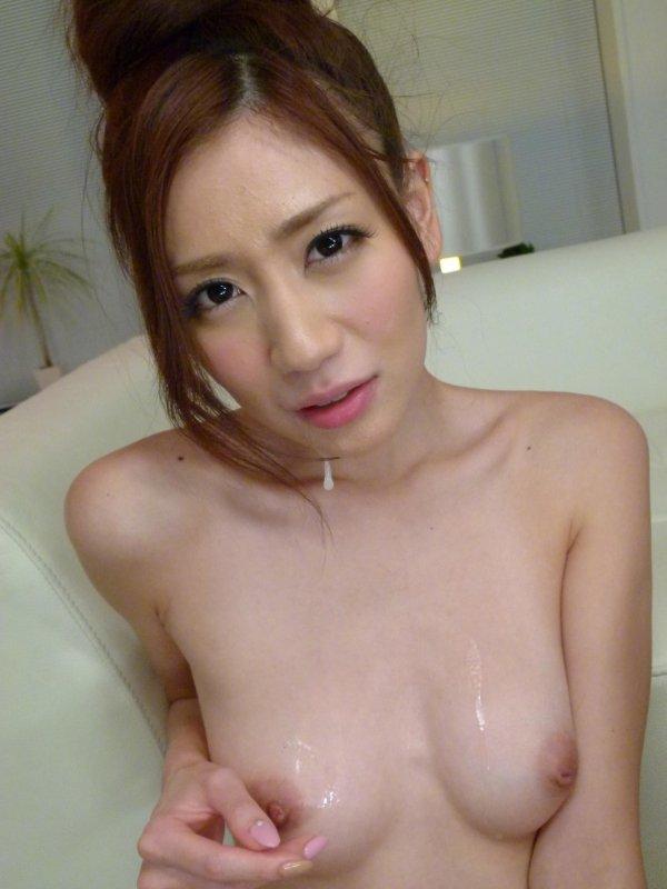 細身の美女、前田かおり (20)