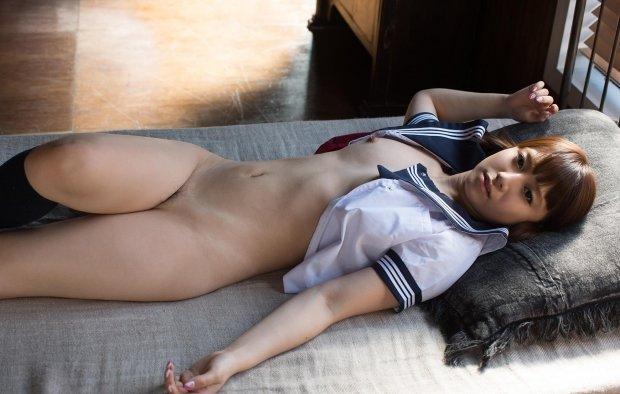 制服も似合う、初川みなみ (4)