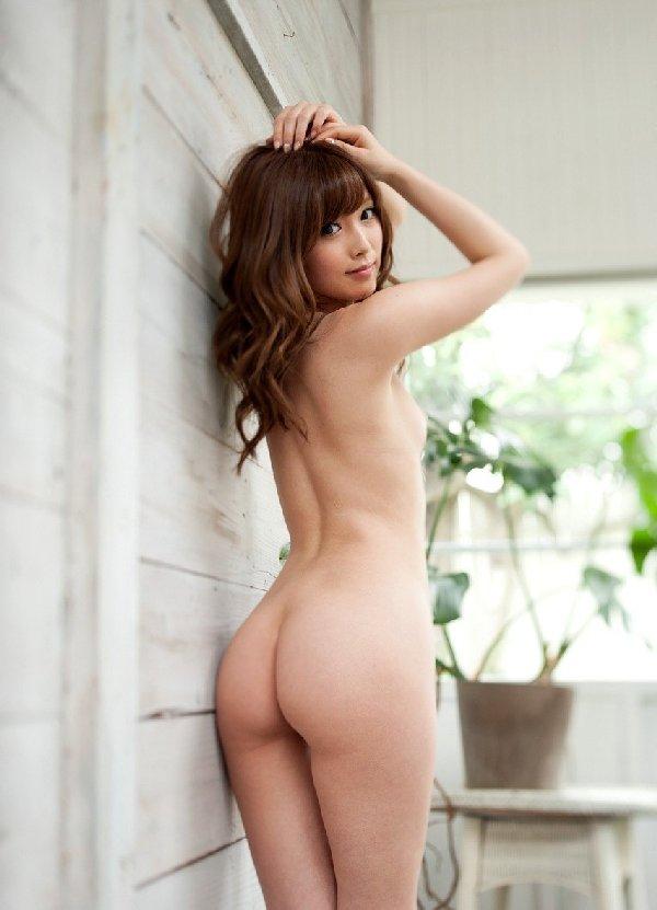 全裸のヒップ (1)