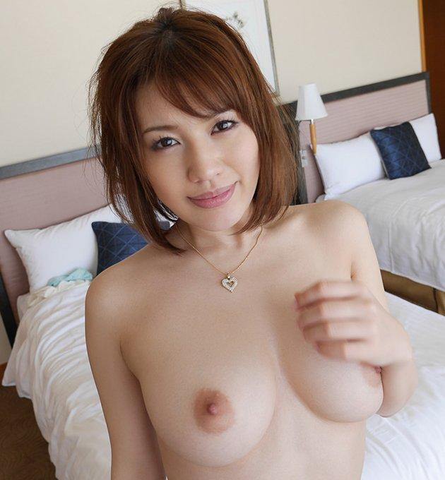 パイズリして欲しい、本田莉子 (1)