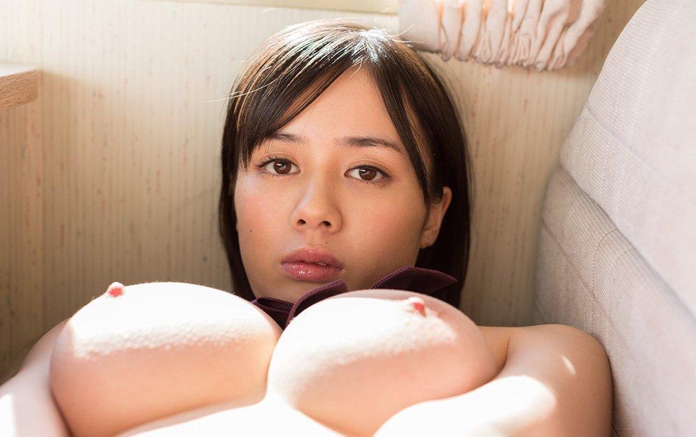 可愛くて爆乳の、吉川あいみ (7)