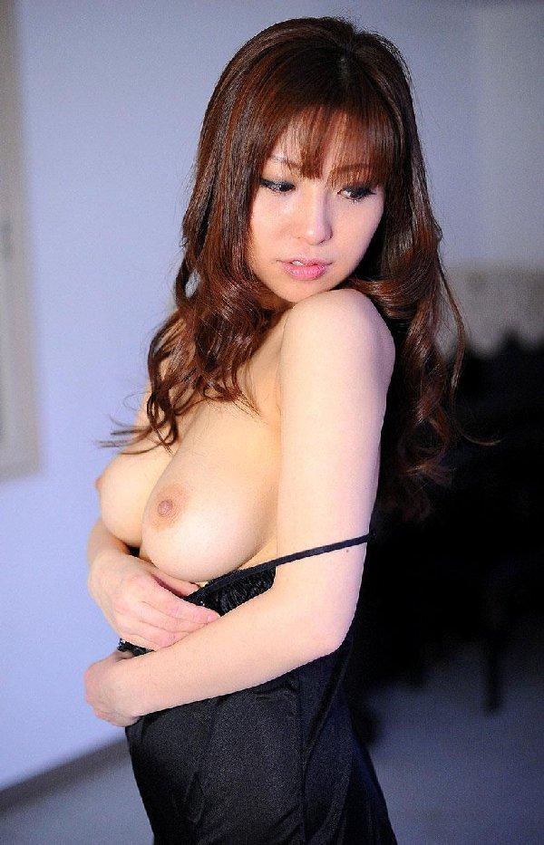 バランスの良い乳房 (11)
