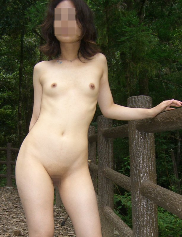 公共の場所で素っ裸になる (2)