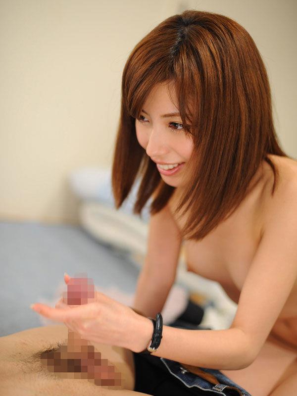 手でシコられて射精 (19)