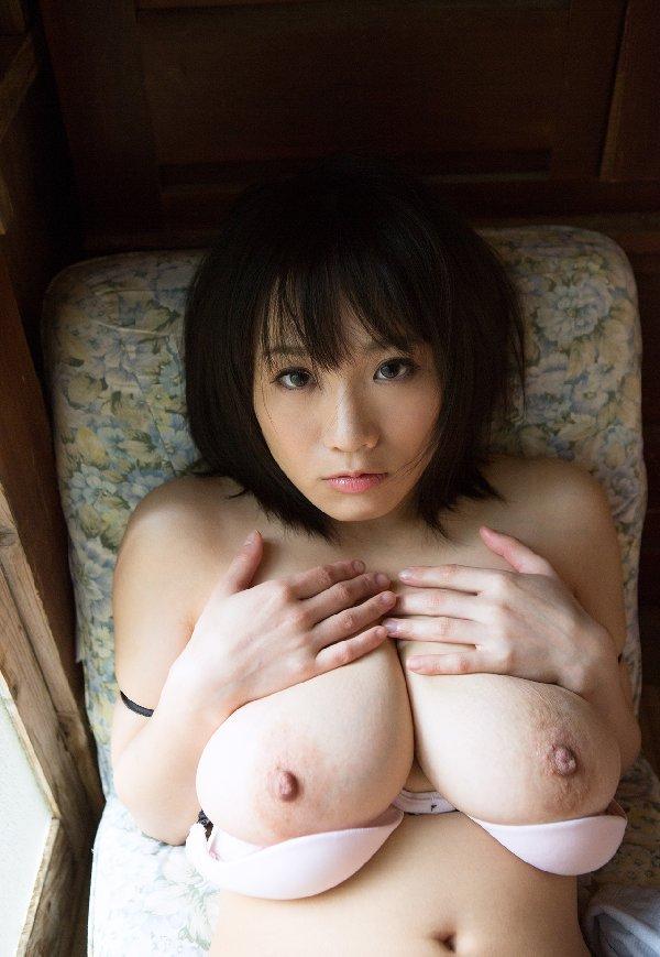 エッチ大好きな巨乳娘、澁谷果歩 (13)
