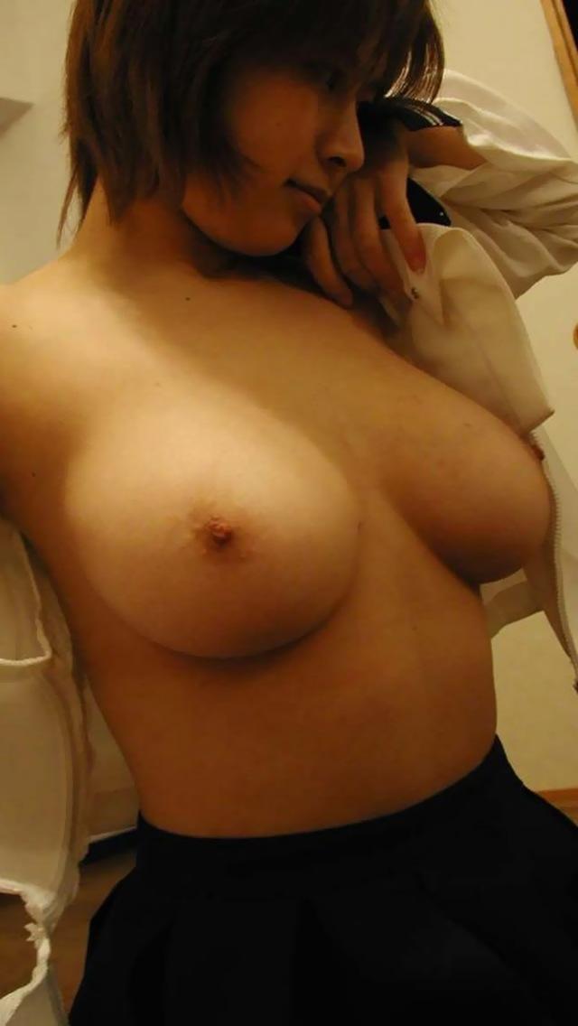 JKみたいな女の子の裸 (8)