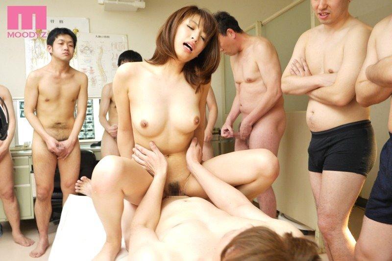 美人の中に射精する、秋山祥子 (24)