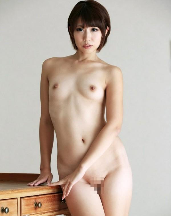 ペッタンコおっぱい (3)