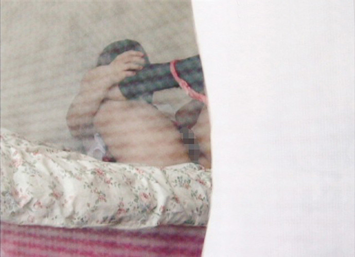 窓から見えたマスターベーション (7)