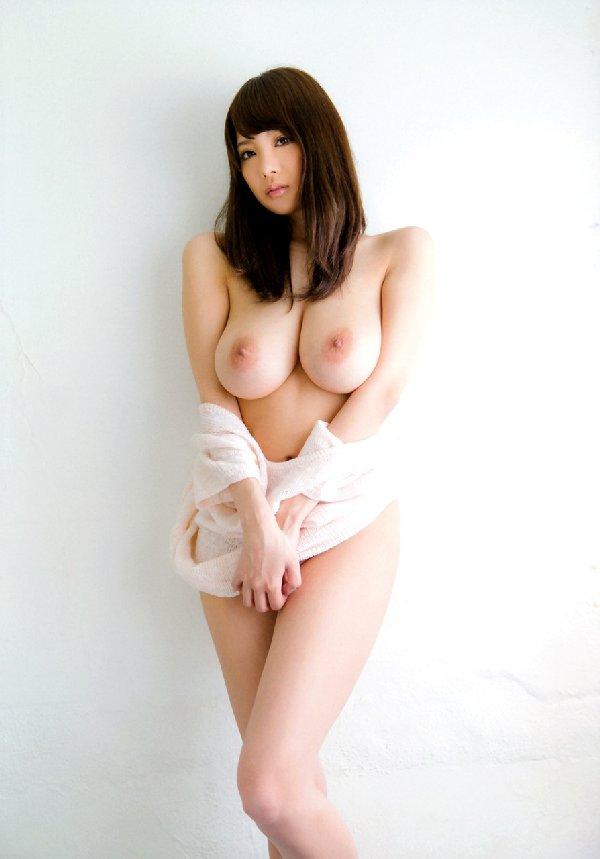 迫力ある巨乳の美女、RION (7)