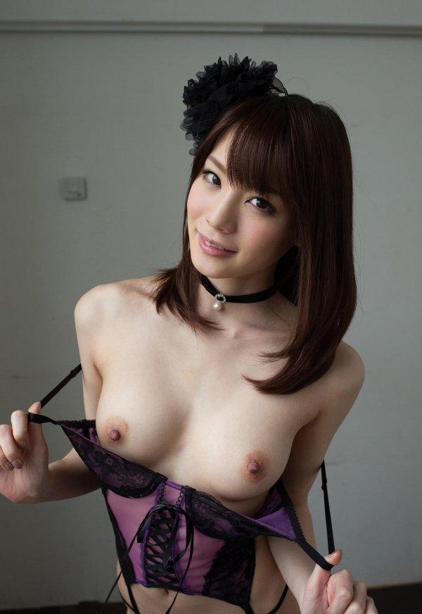 清楚でキュートな、鈴村あいり (11)