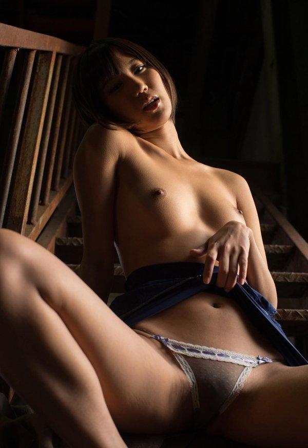ショートカットの女の子、湊莉久 (11)
