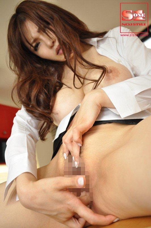 ダイナマイト巨乳の、沖田杏梨 (20)