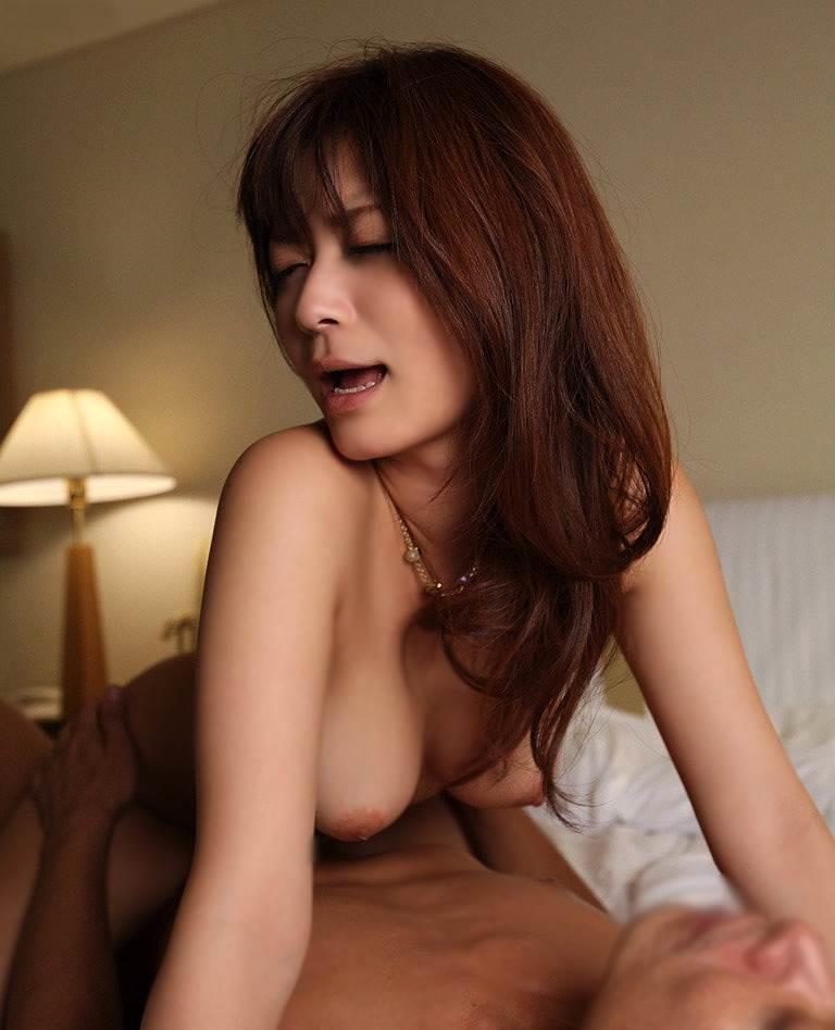 SEX中のアクメ顔 (16)