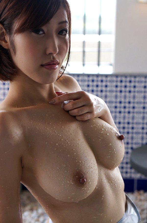 ナイスバディな美女、水野朝陽 (8)