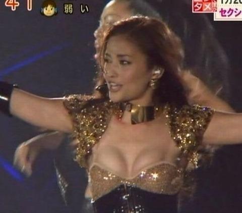 TVで映ったセクシーな出来事 (4)