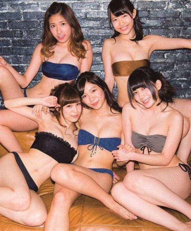 巨乳AKB48