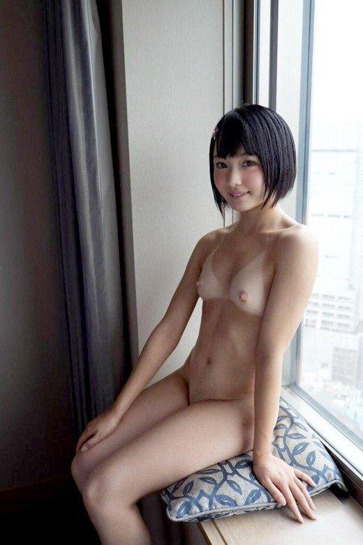 ちっちゃい体と胸の、陽木かれん (3)