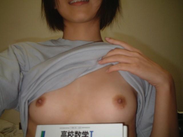セルフで撮った裸の姿 (3)