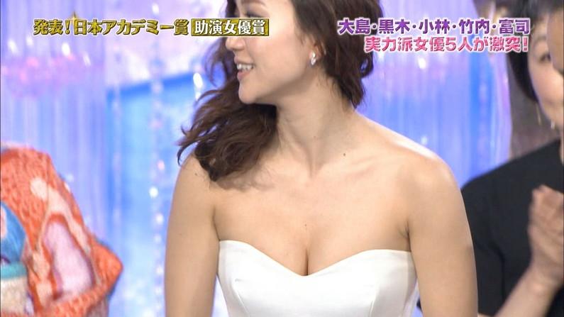 放送されたチラリおっぱい (7)
