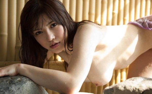 おっぱいがデカい美女、沖田杏梨 (8)