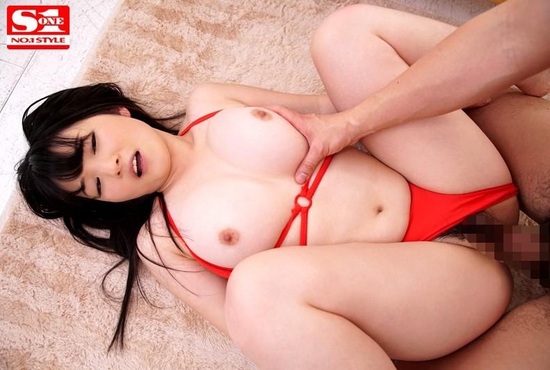 巨乳で挟んでイカしちゃう、篠崎ゆう (10)