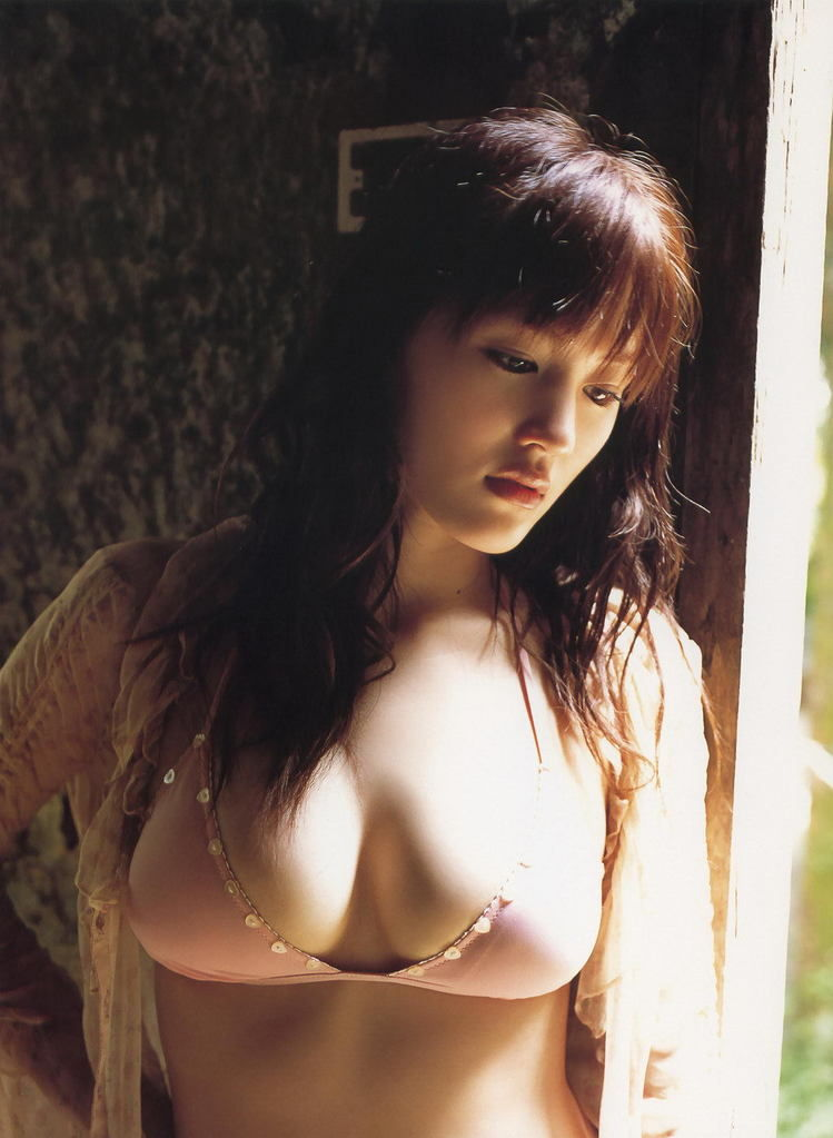 デカパイの芸能人がセクシー (17)