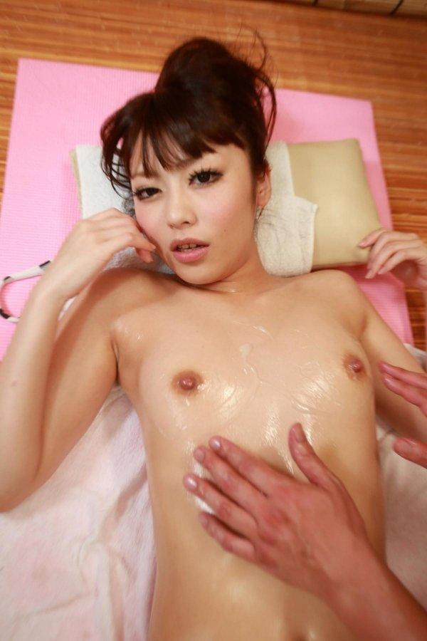 スレンダー貧乳も可愛い、桜井あゆ (7)