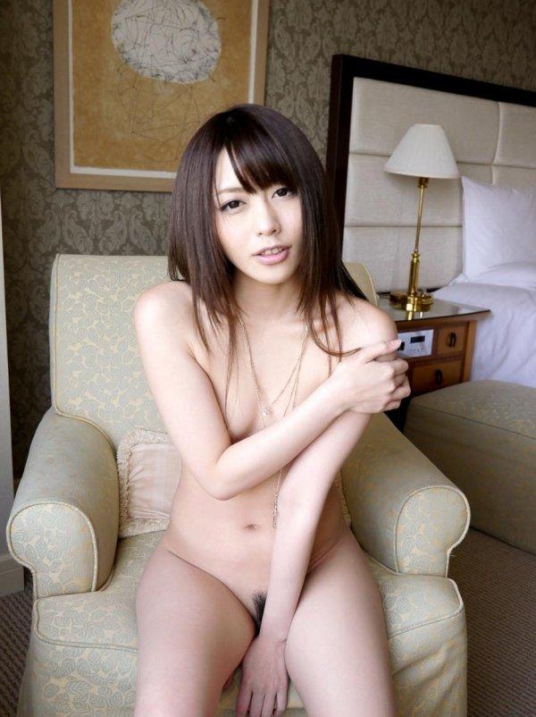 スレンダー貧乳も可愛い、桜井あゆ (4)