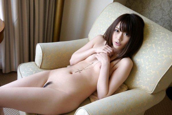 スレンダー貧乳も可愛い、桜井あゆ (5)