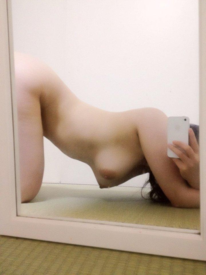 自分で撮影した自分の裸 (11)