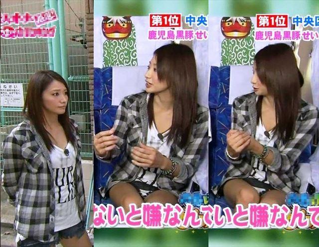 女優やアイドルの下着が見えた (2)