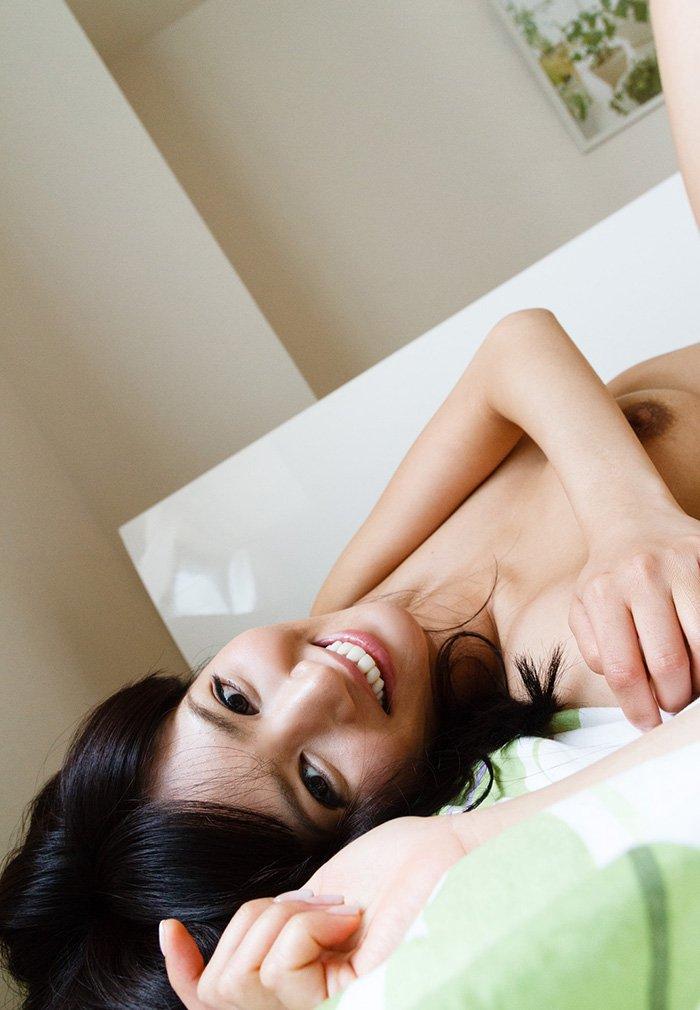 女優みたいな美女が激しいSEX、麻生希 (8)