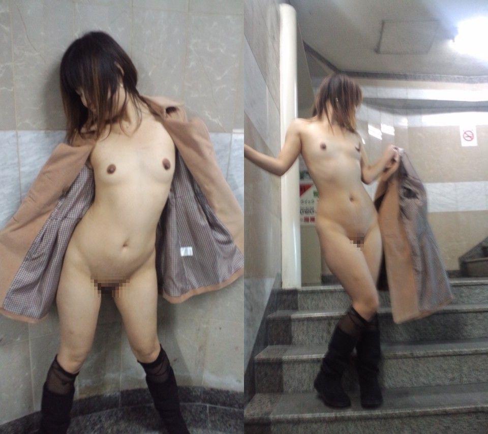 見られても脱いじゃう女の子 (3)