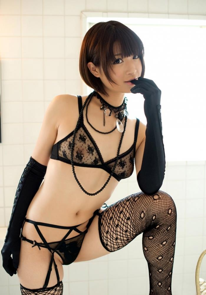 sexyランジェリーを鑑賞する (19)