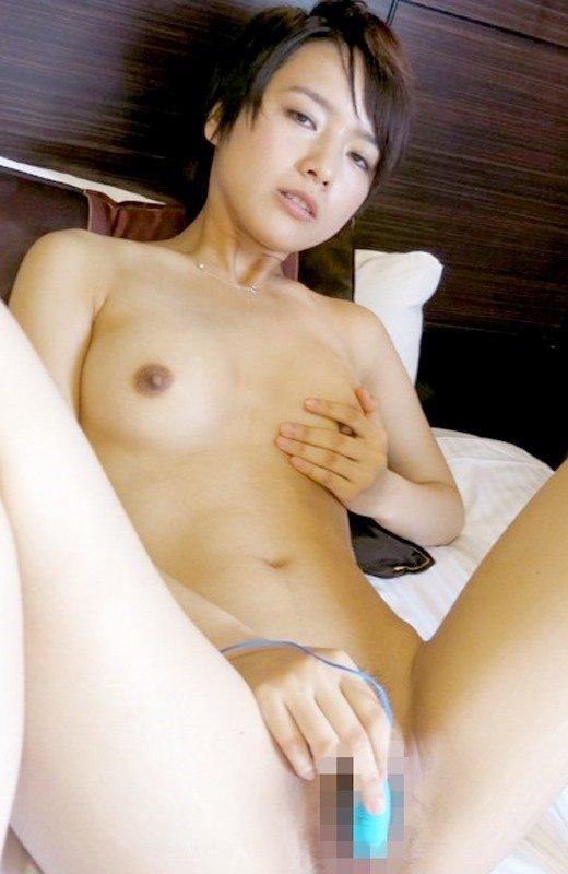 ボーイッシュな淫乱少女、向井藍 (2)
