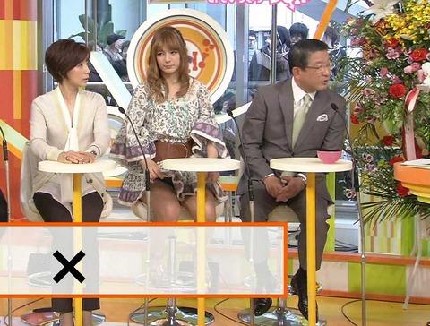 TVで流れたスケベな出来事 (6)