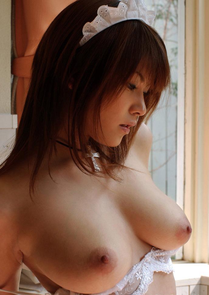 デカい乳房を飽きるまで触りたい (2)