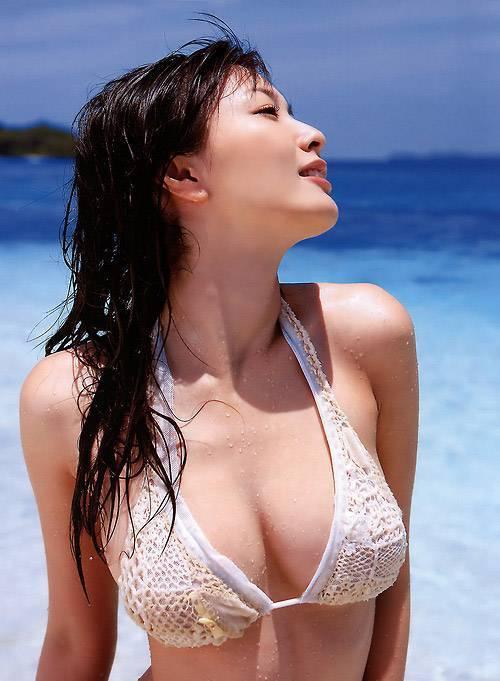 グラビアアイドルの熟れた乳房 (19)