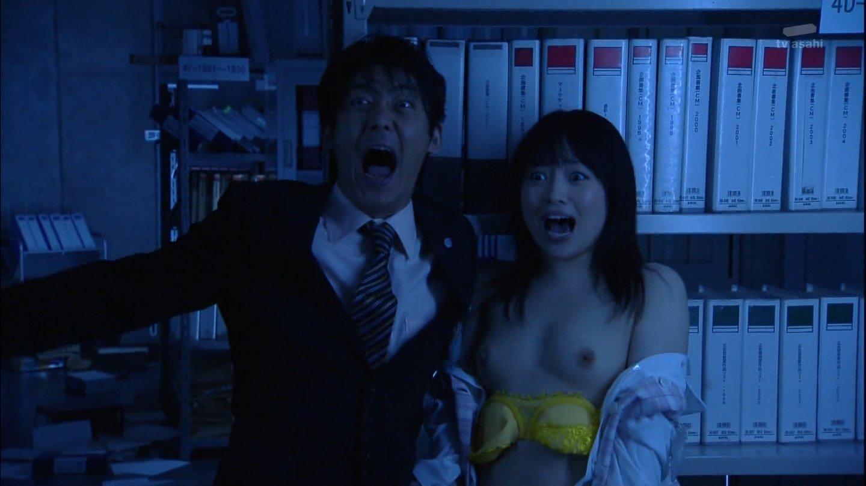 TVでモロ出しになった乳房 (5)