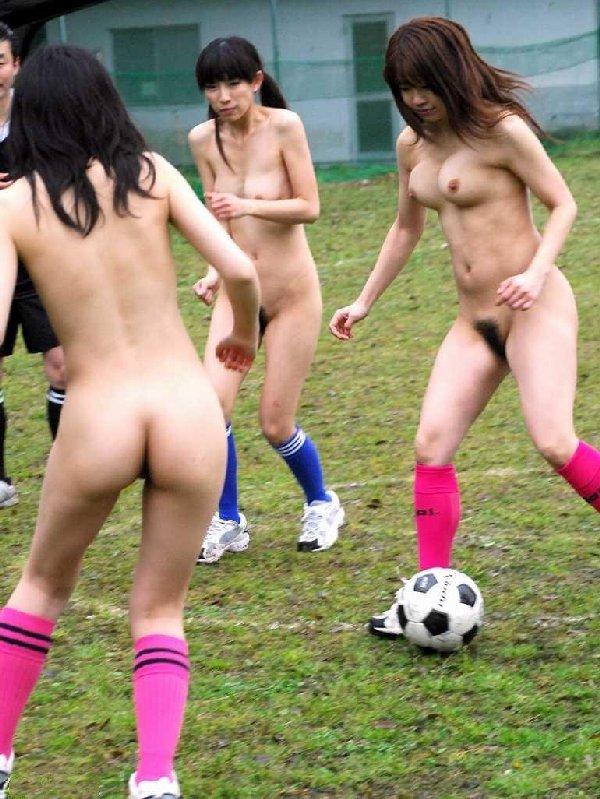 裸スポーツ